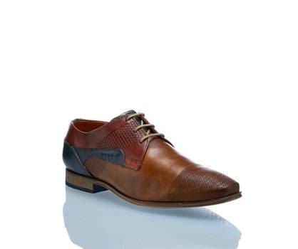 Bugatti Bugatti Morino chaussure de business hommes cognac