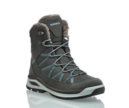 Lowa Lowa Jasper Ice GoreTex calzature per la neve donna grigio
