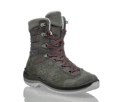 Lowa Lowa Calceta II GoreTex calzature per la neve donna grigio