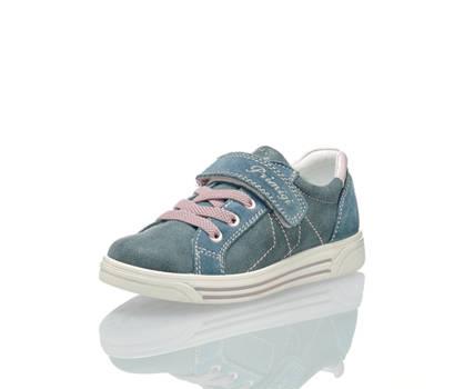 Primigi Primigi Mädchen Sneaker Hellblau