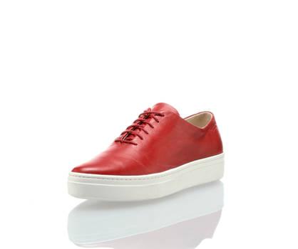 Vagabond Vagabond Camille calzature da allacciare donna rosso