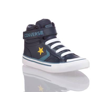 Converse Converse Pro Blaze Strap Hi sneaker bambino blu navy