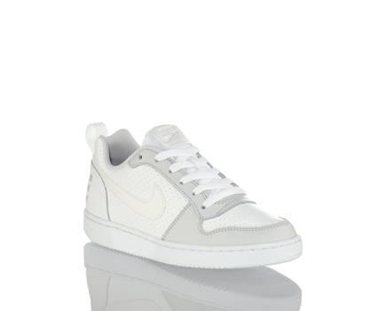 Nike Nike Court Borough Kinder Sneaker Weiss