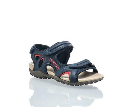 Geox Geox Strel Damen Sandale Navyblau