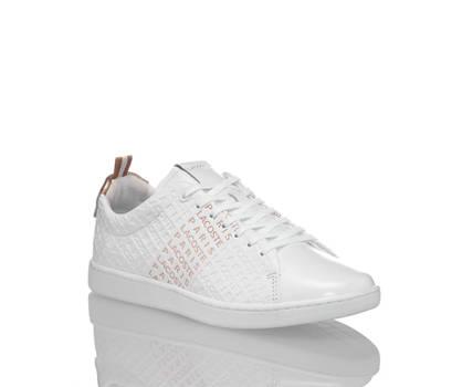Lacoste Lacoste Carnaby Evo sneaker femmes blanc