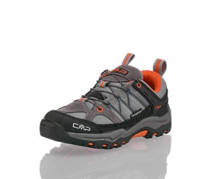 CMP CMP Rigel Low calzature outdoor bambino grigio