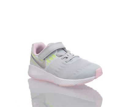 Nike Nike Star Runner Mädchen Sneaker Grau