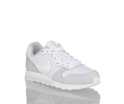 Nike Nike MD Runner Mädchen Sneaker Weiss