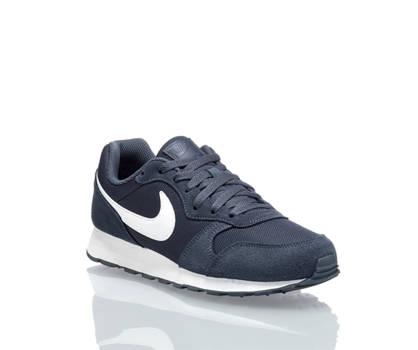 Nike Nike MD Runner sneaker bambini blu navy