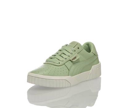 Puma Puma Cali Emboss sneaker donna verde