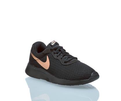 Nike Nike Tanjun sneaker donna nero