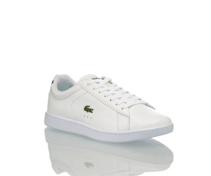 Lacoste Lacoste Carnaby Evo sneaker donna bianco