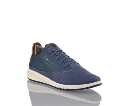 Geox Geox Aerantis sneaker uomo blu