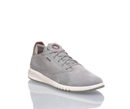 Geox Geox Aerantis sneaker uomo grigio