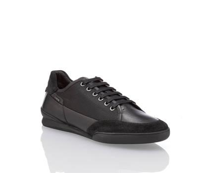 Geox Geox Kristof calzature da allacciare uomo nero