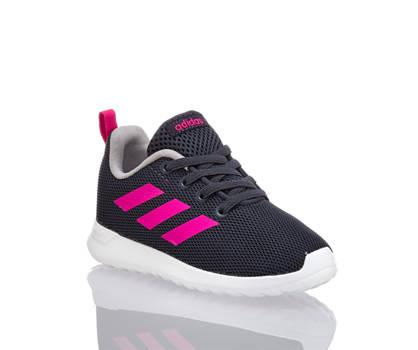 adidas Sport inspired adidas Lite Racer CLN sneaker bambina blu navy