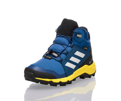 adidas Performance adidas Terex GoreTex calzature outdoor bambino blu
