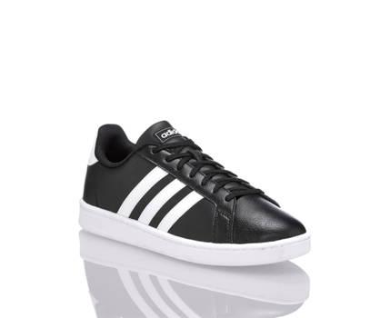 adidas Sport inspired adidas Grand Court sneaker uomo nero