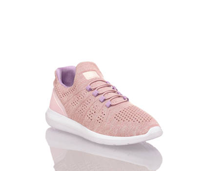 Beach Mountain Beach Mountain sneaker bambina rosa