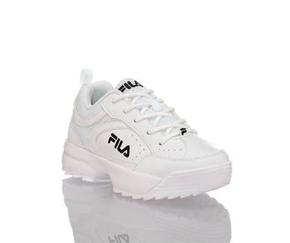 Fila Fila sneaker bambini bianco