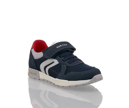 Geox Geox Alfier Jungen Sneaker Navyblau