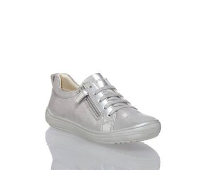 Geox Geox Hadriel sneaker bambina argento
