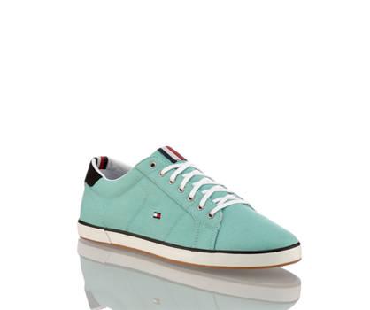 Tommy Hilfiger Tommy Hilfiger Iconic sneaker uomo azzurro chiaro