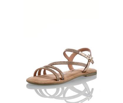 Tamaris Tamaris Tofa sandaletto donna oro