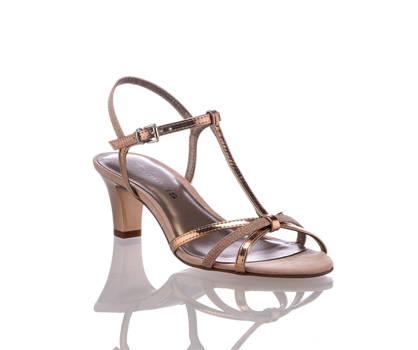 Tamaris Tamaris Aurea sandaletto alto donna rosaoro