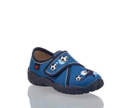 Elefanten Elefanten Pan pantofole bambino blu