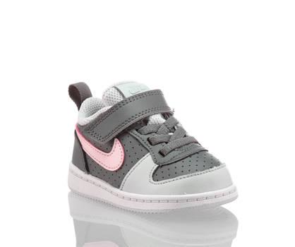 Nike Nike Court Borough Mädchen Sneaker Grau