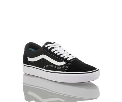 Vans Vans ComfyCush OldSkool sneaker donna nero