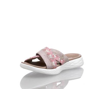 Skechers Skechers On The Go ciabattine donna rosa