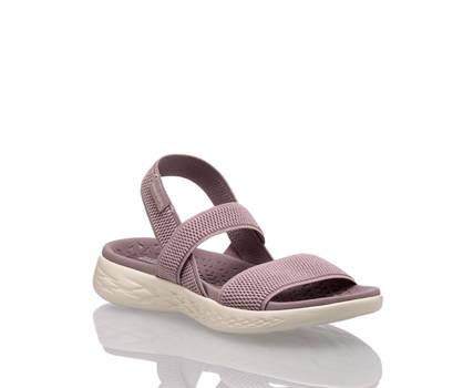 Skechers Skechers On The Go Damen Sandale Rosa