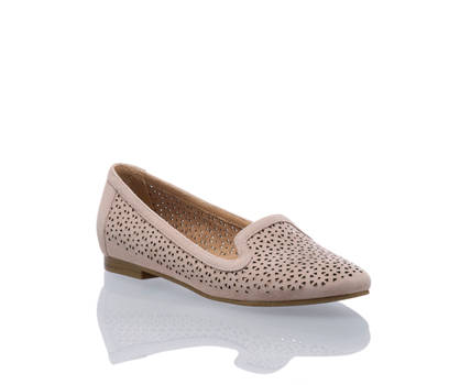 Fortini Fortini Damen Slipper Rosa