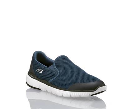 Skechers Skechers Flex Advantage Herren Slipper Blau