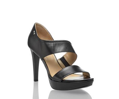 Nero Giardini NeroGiardini sandaletto alto donna nero