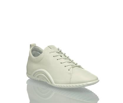 Ecco Ecco Vibration 1.0 calzature da allacciare donna bianco