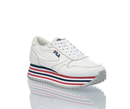 Fila Fila Orbit Zeppa sneaker donna bianco