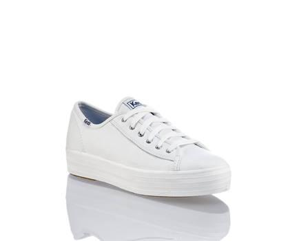 Keds Keds Triple Kick Core sneaker donna bianco