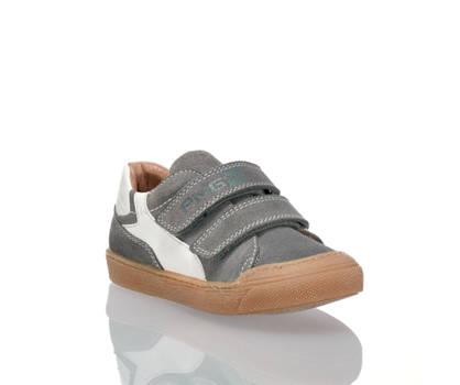 Primigi Primigi scarpe con chiusure velcro bambino grigio