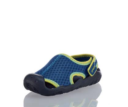 Crocs Crocs Swiftwater sandalo bambino blu