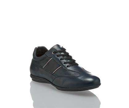 Varese Varese Flavio calzature da allacciare uomo blu navy