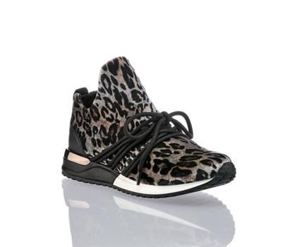 Oxmox Oxmox sneaker donna leopardo