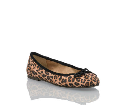 Tamaris Tamaris ballerina donna leopardo
