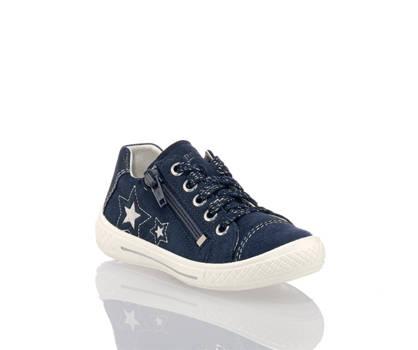 Superfit Superfit Tensy calzature da allacciare bambina blu navy