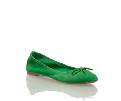Varese Varese Chiara ballerine femmes vert