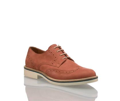 Varese Varese Finn chaussure à lacet hommes brun