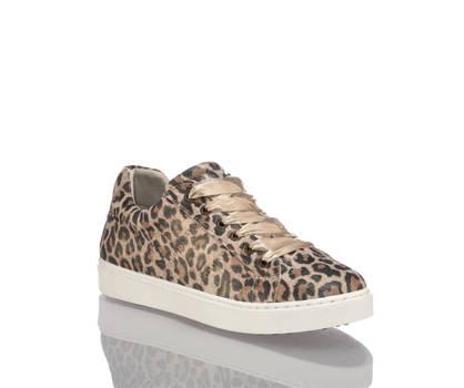 Varese Varese sneaker femmes léopard