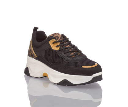 Oxmox Oxmox sneaker femmes noir